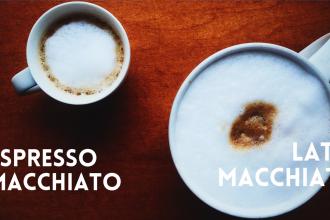 Cà Phê Macchiato là gì ? Các Bước Pha Một Ly Macchiato Ngon.